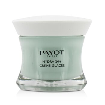Payot Hydra 24+ Creme Glacee Plumpling Moisturizing Care - For Dehydrated, Normal to Dry Skin  50ml/1.6oz