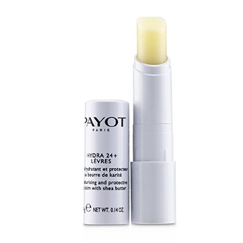 Payot Balsam do ust Hydra 24+ Moisturising and Protective Lip Balm With Shea Butter - For Damaged Lips  4g/0.14oz
