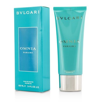 Bvlgari Omnia Paraiba Shower Oil  100ml/3.4oz