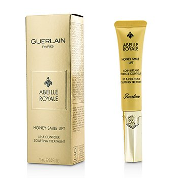 Guerlain Abeille Royale Honey Smile Lift Lip & Contour Tratamiento Escultor 61197  15ml/0.5oz