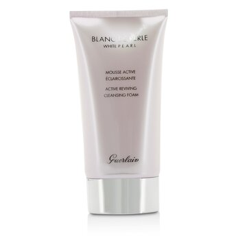 Guerlain Blanc De Perle White P.E.A.R.L. Active Reviving Cleansing Foam  150ml/5oz