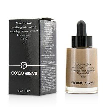 Giorgio Armani Maestro Glow Nourishing Fusion Makeup SPF 30 - #7  30ml/1oz