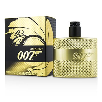 James Bond 007 Eau De Toilette Spray (Edici�n Limitada Oro)  75ml/2.5oz
