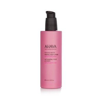 Ahava Deadsea Water Loción Corporal Mineral - Cactus & Pink Pepper  250ml/8.5oz