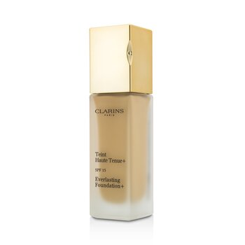 Clarins Podkład do twarzy z filtrem UV Everlasting Foundation+ SPF15 - # 107 Beige  30ml/1.1oz