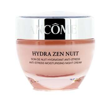 Lancome Hydra Zen Anti-Stress Moisturising Night Cream - All Skin Types  50ml/1.7oz