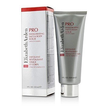 Elizabeth Arden PRO Invigorating Face & Body Scrub - For All Skin Types  120ml/4oz