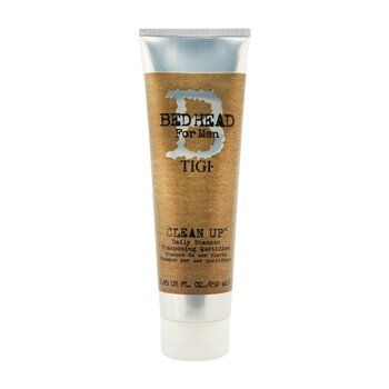 Tigi Bed Head B For Men Clean Up Daily Shampoo (ny pakning)  250ml/8.45oz