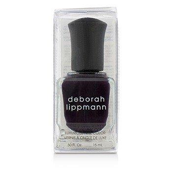 Deborah Lippmann Color de Uñas Lujoso - Dark Side Of The Moon (Absolutely Aubergine Creme)  15ml/0.5oz