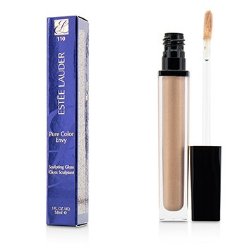 Estee Lauder Pure Color Envy Sculpting Gloss - #110 Discreet Nude  5.8ml/0.1oz