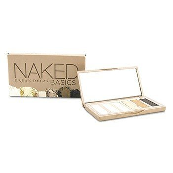 Urban Decay Paleta Naked Basics Sombra de Ojos: 6x Sombras de Ojos (Crave, Faint, Foxy, Naked2, Venus, Walk of Shame)  6x1.3g/0.05oz