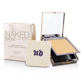 Urban Decay Naked Skin Polvo Compacto de Acabado Ultra Definición - Naked Medium Dark  7.4g/0.26oz