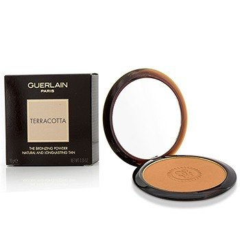 Guerlain Terracotta The Bronzing Powder (Bronceado Natural y Larga Duración) - No. 02 Natural Blondes  10g/0.35oz