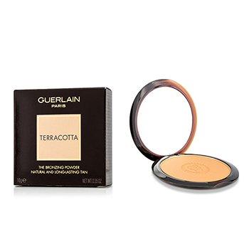 Guerlain Terracotta The Bronzing Powder (Natural & Long Lasting Tan) - No. 03 Natural Brunettes  10g/0.35oz