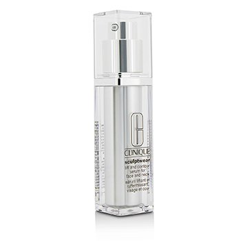 Clinique Sculptwear Lift & Contour Serum For Face & Neck  30ml/1oz