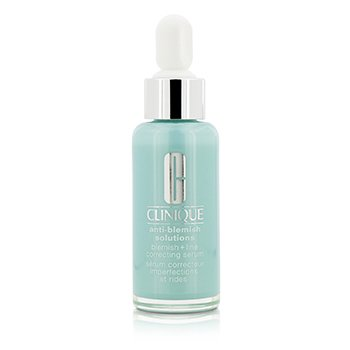Clinique Anti-Blemish Solutions Blemish + Line Correcting Serum  30ml/1oz