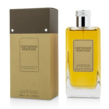 Chevignon Heritage Eau De Toilette Spray  100ml/3.33oz