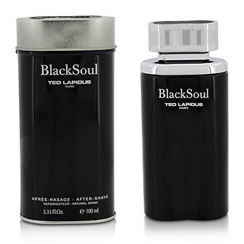 Ted Lapdius Black Soul After Shave Spray  100ml/3.33oz