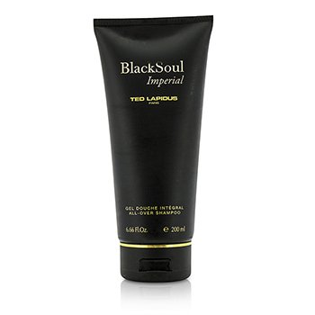 Ted Lapdius Black Soul Imperial All-Over Shampoo  200ml/6.66oz