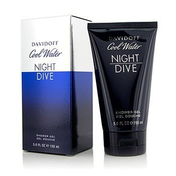 Davidoff Żel pod prysznic Cool Water Night Dive Shower Gel  150ml/5oz