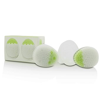 Clinique Purifying Cleansing Brush For Sonic System  2pcs