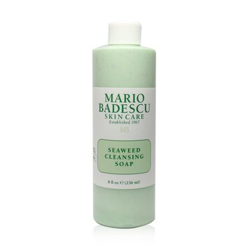 Mario Badescu Seaweed Cleansing Soap - For All Skin Types  236ml/8oz