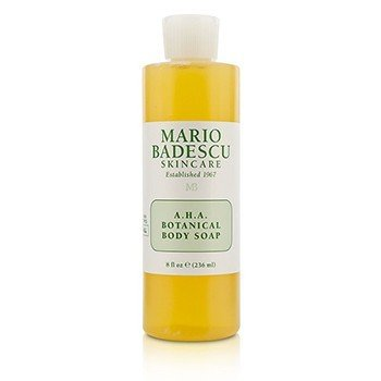 Mario Badescu A.H.A. Botanical Body Soap - For All Skin Types  236ml/8oz