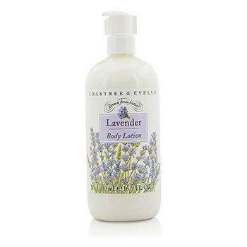 Crabtree & Evelyn Lavender Body Lotion  500ml/16.9oz
