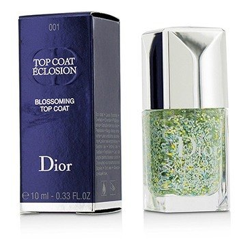 Christian Dior Top Coat Eclosion Blossoming ������� �������� (001)  10ml/0.33oz