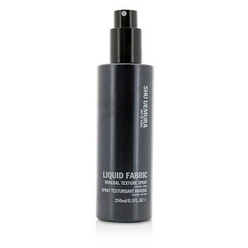 Shu Uemura Liquid Fabric Mineral Texture Spray  250ml/8.5oz