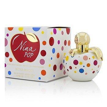 Nina Ricci Nina Pop Eau De Toilette Spray (Edición 10mo Cumpleaños)  50ml/1.7oz