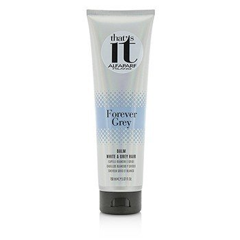 AlfaParf That's It Forever Bálsamo Gris (Para Cabello Blanco & Gris)  150ml/5.07oz