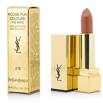 Yves Saint Laurent Rouge Pur Couture The Mats - # 218 Coral Remix  3.8g/0.13oz