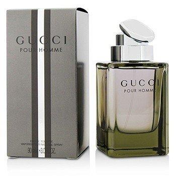 Gucci Pour Homme Eau De Toilette Spray  90ml/3oz
