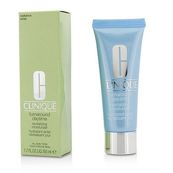Clinique Turnaround Daytime Revitalizing Moisturizer - Golden Glow - Pelembab Wajah  50ml/1.7oz