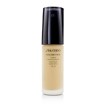 Shiseido Synchro Skin Lasting Liquid Foundation SPF 20 - Neutral 2  30ml/1oz