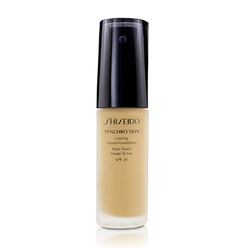 Shiseido Synchro Skin Base Líquida Duradera SPF 20 - Neutral 4  30ml/1oz