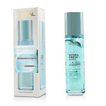 L'Oreal Hydrafresh Genius Multi-Active Refreshing Icy-Water  110ml/3.7oz