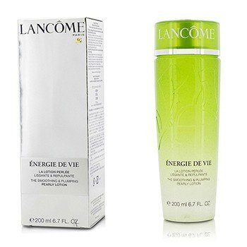 Lancome Energie De Vie Smoothing & Plumping Pearly Lotion - For All Skin Types, Even Sensitive (Made in Japan)  200ml/6.7oz