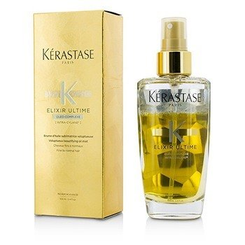 Kerastase Elixir Ultime Oleo-Complexe Voluptuous Beautifying Oil Mist (For Fine to Normal Hair)  100ml/3.4oz