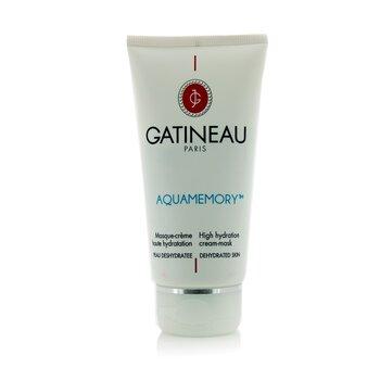 Gatineau Aquamemory Crema-Mascarilla Hidaratación Alta - Para Piel Deshidratada  75ml/2.5oz