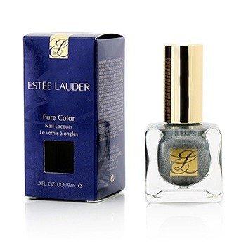 Estée Lauder Pure Color Nail Lacquer - # 04 Smoked Chrome  9ml/0.3oz