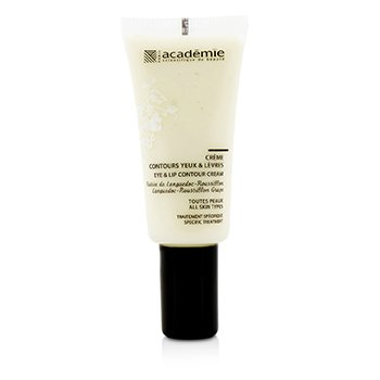 アカデミー Aromatherapie Eye & Lip Contour Cream - For All Skin Types  15ml/0.5oz