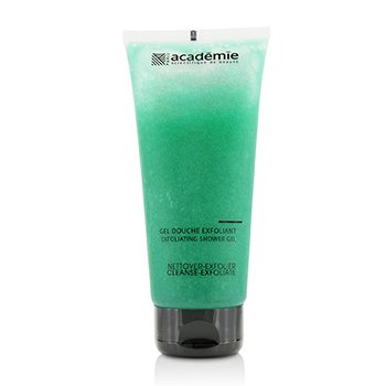 Academie Exfoliating Shower Gel  200ml/6.7oz