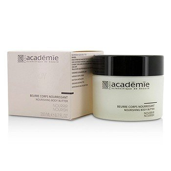 Academie Nourishing Body Butter  200ml/6.7oz