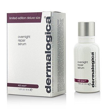 Dermalogica Age Smart Overnight Repair Serum - Limited-Edition Deluxe Size  30ml/1oz