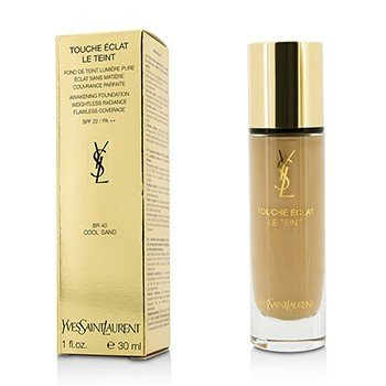 Yves Saint Laurent Touche Eclat Le Teint Awakening Foundation SPF22 - #BR40 Cool Sand  30ml/1oz