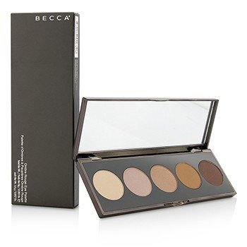 Becca Ombre Rouge Eye Palette (5x Eyeshadow)  5x1.6g/0.057oz