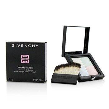 Givenchy Puder do twarzy Prisme Visage Silky Face Powder Quartet - # 1 Mousseline Pastel  11g/0.38oz