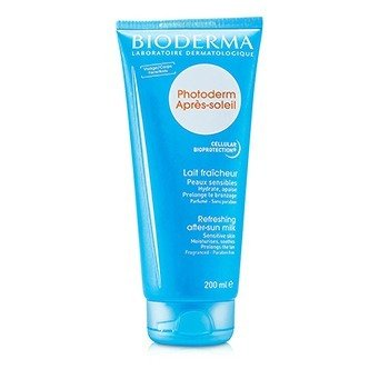 Bioderma Photoderm Refreshing After-Sun Milk - Tube (Exp. Date 02/2017)  200ml/6.7oz